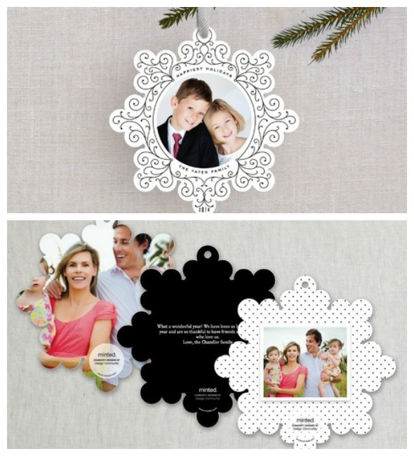Fabulous Gift Ideas with Minted.com / by Busy Mom's Helper #giftideas #holidaycards #photogifts
