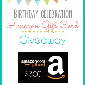 Win an Amazon Gift Card with Cupcake Diaries