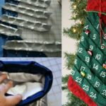 Make Your Own Stocking Advent Calendar