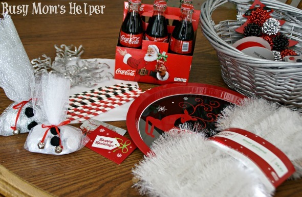 Real Magic Holiday Gift Basket / by Busy Mom's Helper #RealMagic #ad #Gift