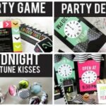 Planned New Year's Eve Party Pack