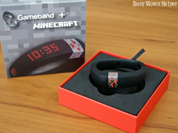 Give the Gift of Fun with Gameband / by Busy Mom's Helper #GameOnTheGo #Ad #Gifts #Minecraft @MyGameband