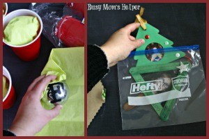 How to Store Ornaments with Hefty