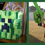 Make Your Own Minecraft Creeper Pinata