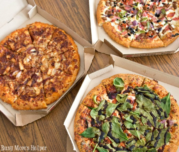 Pizza Hut 'Flavor of Now' Menu / by Busy Mom's Helper #flavorofnow #ad #pizza