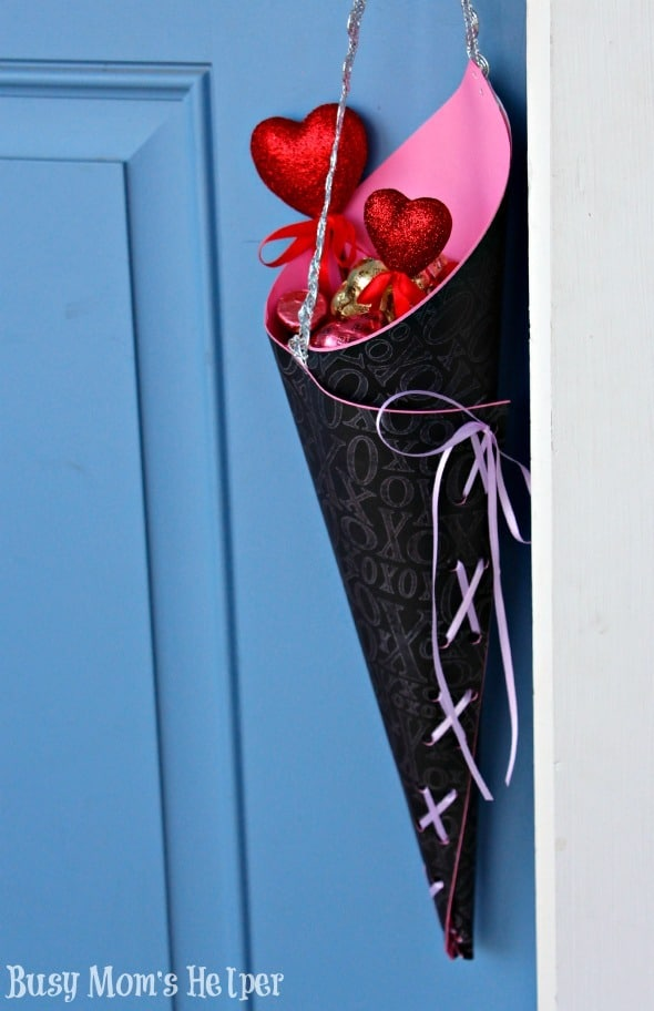 Valentine's Cupid Gift / by Busy Mom's Helper #valentinesday #gift #cupid
