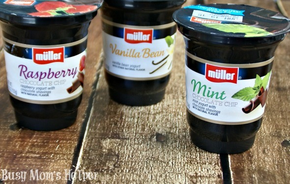Have a 'Me Moment' with Ice Cream Flavored Yogurt / by Busy Mom's Helper #MullerMoment #CollectiveBias #ad