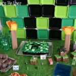 Make Your Own Minecraft Torch: Party #2