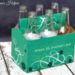 St. Patrick's Day Soda Bottle Printables