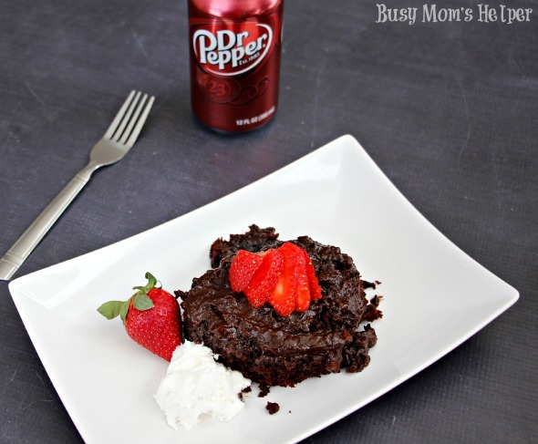 Dr Pepper Chocolate Pudding Cake / by Busy Mom's Helper