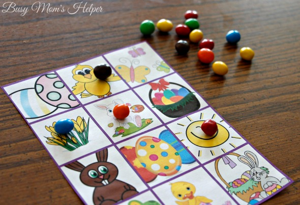 Easter Bingo Printables / by Busy Mom's Helper