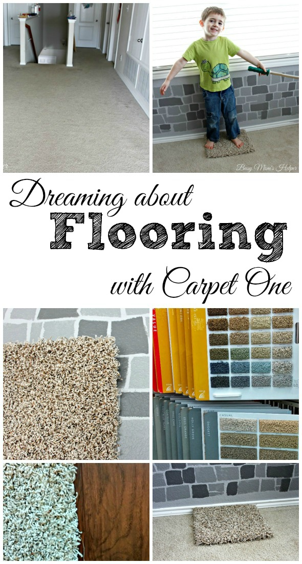 Dreaming about Flooring / by Busy Mom's Helper #InspiredHome #Ad