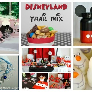 Fun Disney Themed Round Up