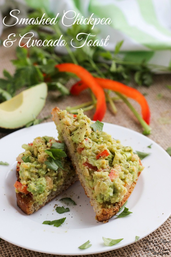 summery smashed chickpea avocado moroccan chickpea stew vegan diced ...