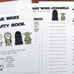 Star Wars Printable Activity Book