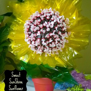 Sweet SunShine Sunflower by Nikki Christiansen for Busy Mom's Helper