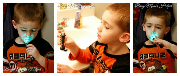 May the Force be with Your Toothbrush / by Busy Mom's Helper / Star Wars Lightsaber Toothbrushes #spon