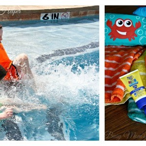 Summer Fun & Safety! AKA: Why I'm the Sunburn Police / by Busy Mom's Helper #ad