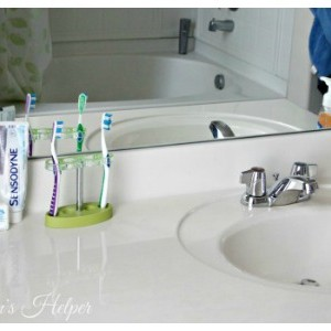 Get Your Bathroom Guest Ready in 15 Minutes or Less
