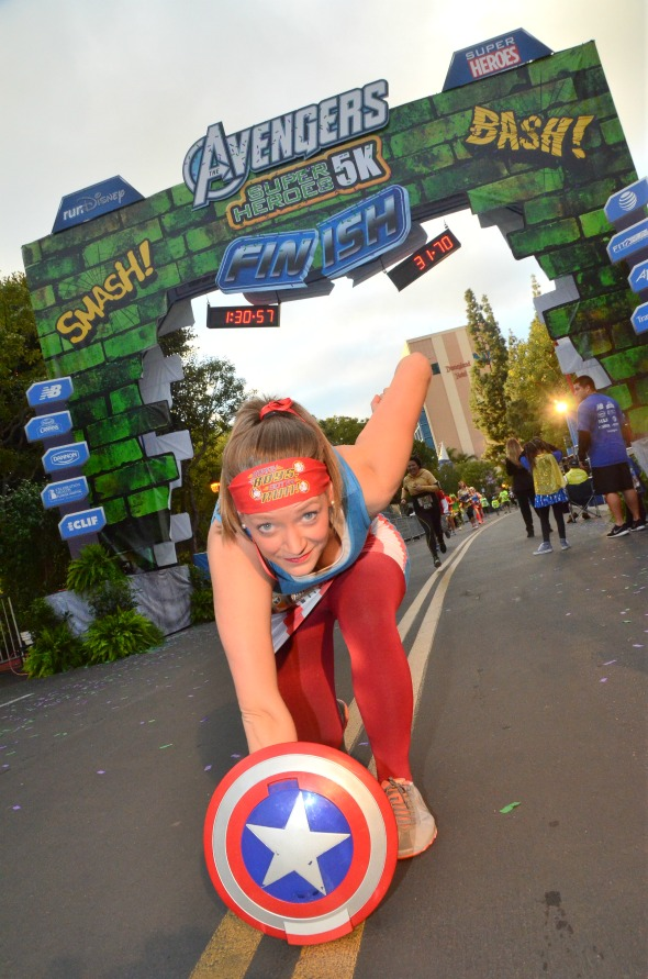 runDisney Avengers Half Marathon Weekend / by Busy Mom's Helper