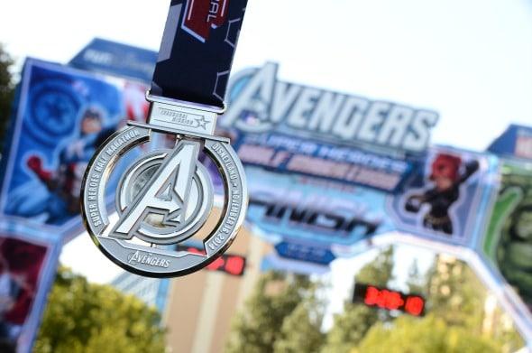 runDisney Avengers Half Marathon Weekend / by Busy Mom's Helper