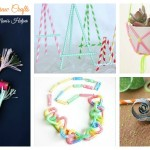 20+ Simple Straw Crafts