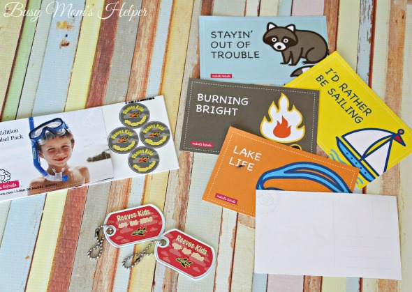 Summer Camp Safety: Keeping your belongings, first aid tips & more / by https://busymomshelper.com #ICCAMPMABEL #IC #ad