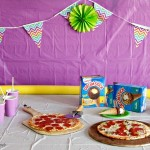 Summer Pizza Party