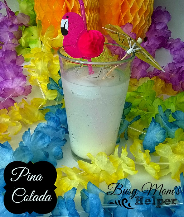 Pina Coladas by Nikki Christiansen for Busy Mom's Helper