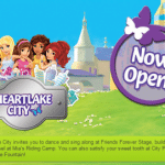 Which LEGO Friends Heartlake City Friend are You?