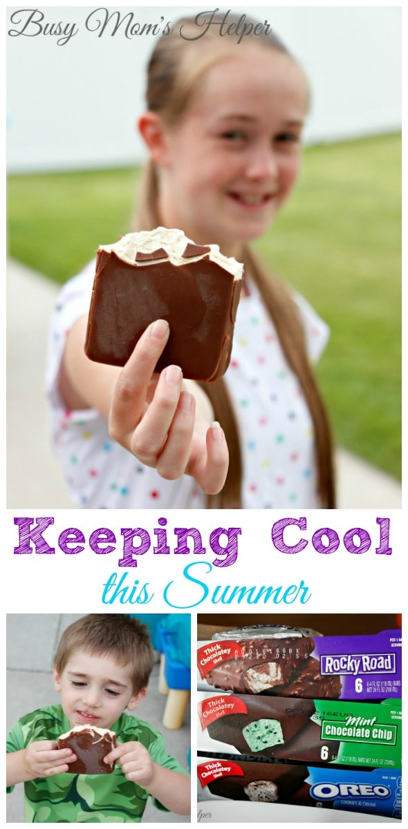 Keeping Cool this Summer / by Busy Mom's Helper #KlondikeVariety #IC #ad