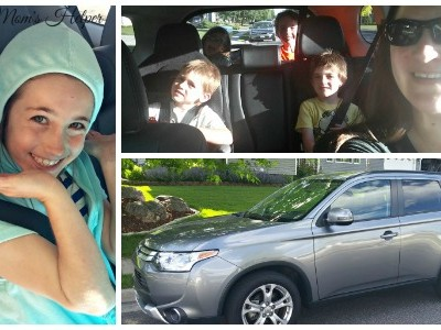 A Crossover that Seats 7 Does Exist: MItsubishi Outlander / by Busy Mom's Helper #DriveMitsubishi #spon @MitsuCars #DriveShopUSA