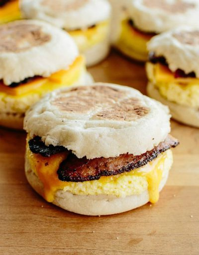 Breakfast Sandwiches / by The Kitchn / Round up on Carrie Elle