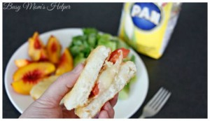 Caprese Arepa Sandwiches / by Busy Mom's Helper #PANFan #ad