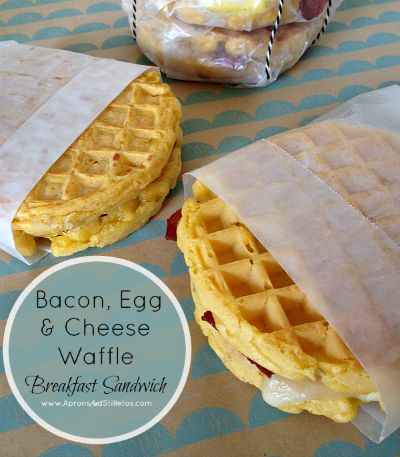 Freezer Friendly Breakfast Recipes