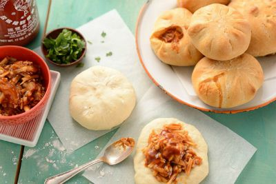 BBQ Chicken Pockets / by King Arthur Flour / Round up by Busy Mom's Helper