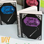 DIY Book of Spells