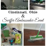 Cincinnati, Ohio & Swiffer Ambassador Event