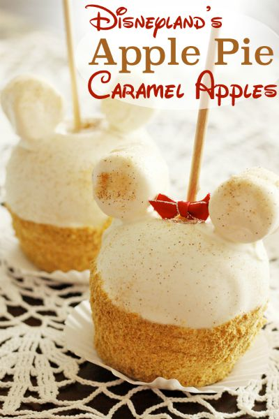 Apple Pie Caramel Apples / by Favorite Family Recipes / Round up by Busy Mom's Helper