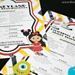 Free Printable Disneyland Height Requirements