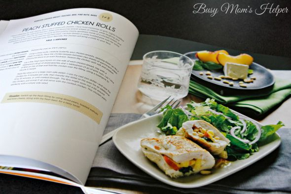 Just 5 Ingredients! Express Lane Cooking by Shawn Syphus of I wash...You Dry / Review by Busy Mom's Helper
