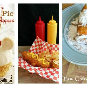 20+ Disney Copycat Recipes