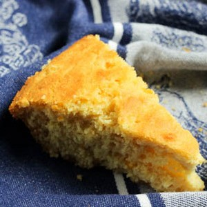 Honey and Buttermilk Gluten-Free Cornbread