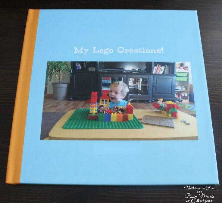 Lego Creations Photobook