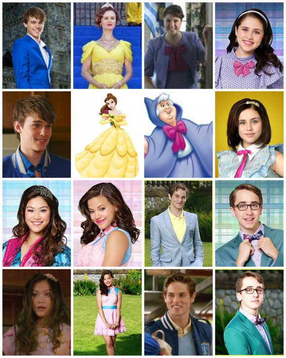 Disneys Descendants Free Printable Memory Game