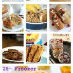 25+ Freezer Friendly Breakfast Recipes