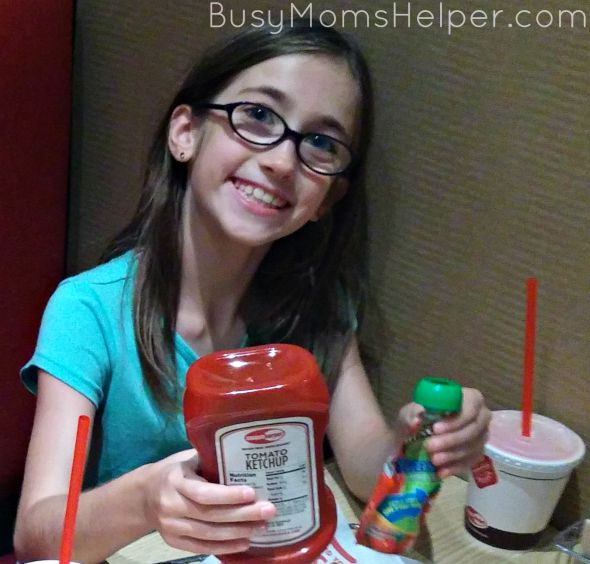 The New Kid Favorite at Smashburger / Busy Mom's Helper KidsMealSmash Ad