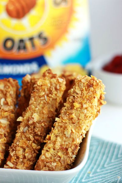 Baked French Toast Sticks / by One Sweet Appetite / Round up by Carrie Elle