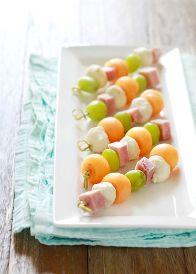 Lunch on a Stick / by Good Life Eats / Round up by Busy Mom's Helper