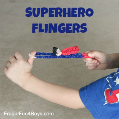 Rainbow Loom Flingers / by Frugal Fun 4 Boys / Round up by Busy Mom's Helper